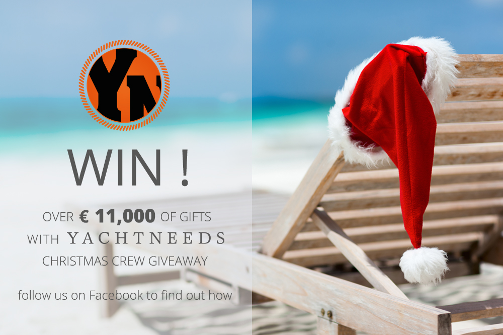 12 days of YACHTNEEDS Christmas