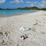 Beach in Antigua found on YACHTNEEDS APP