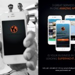 YACHTNEEDS app on iphone show yacht services
