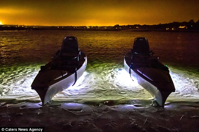 Yachtneeds Cool For Crew Light Up Your Sup