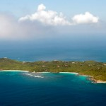 Island of Mustique Caribbean
