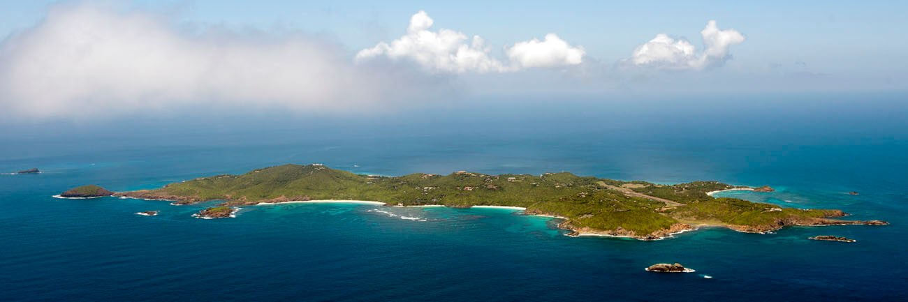 DESTINATION MUSTIQUE – David Bowie's villa