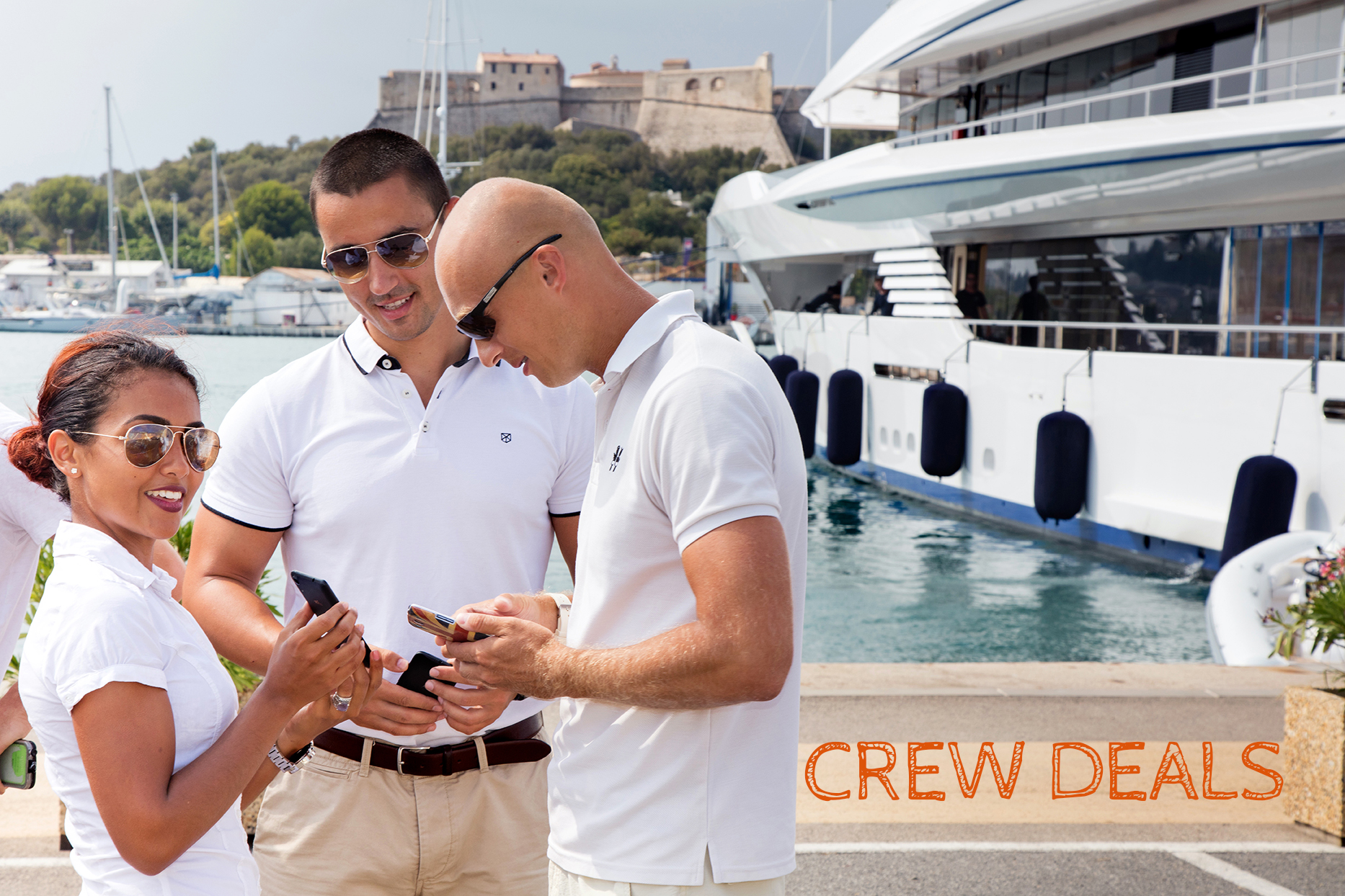 Yacht Crew Deals in June