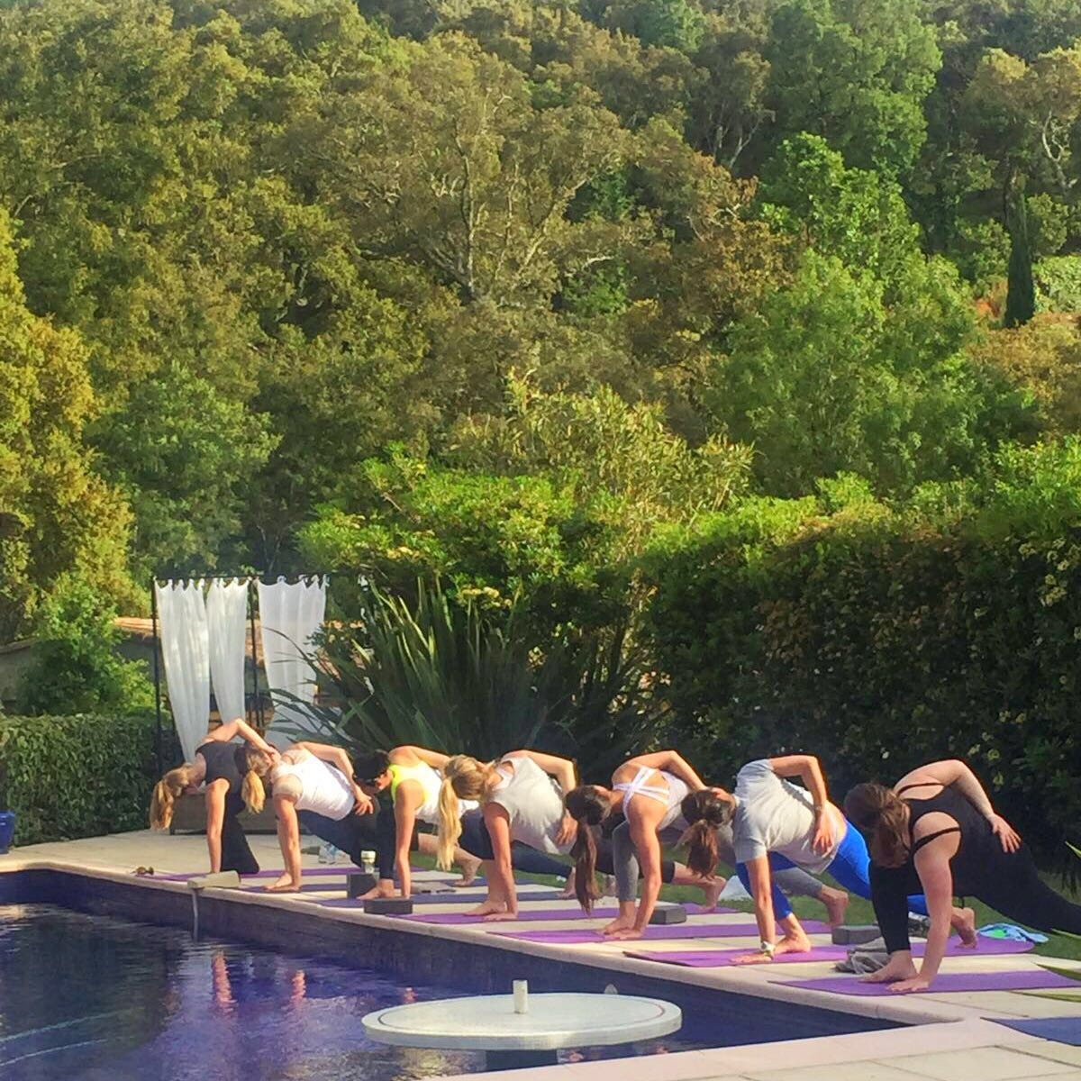 DESTINATION – CHIA SEEDS AND CHAMPAGNE RETREAT