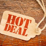 hot deals for crew using the YACHTNEEDS app