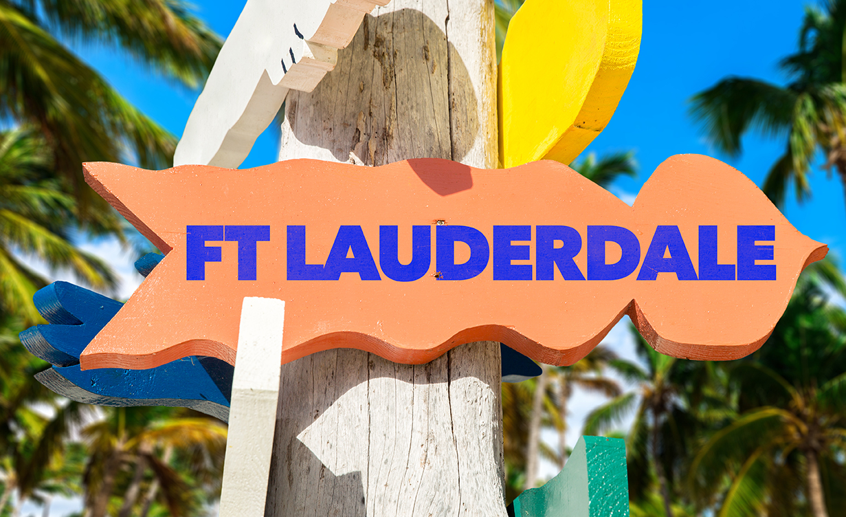 DESTINATION – Fort Lauderdale