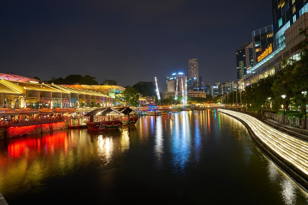 singapore dock restaurants