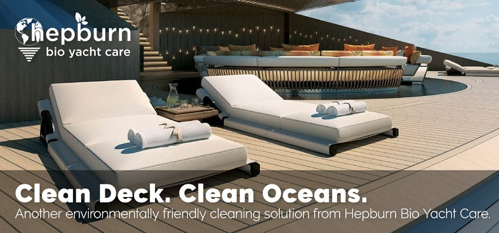 Hepburn Bio Yacht Care cleaning products