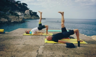 Healthy Wealthy – Putting Pilates to the Pedal