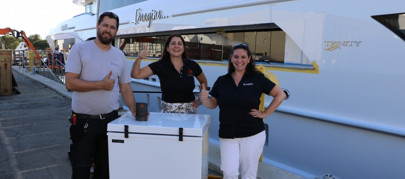 Whats Up YACHTNEEDS – Superyacht crew giveaway results