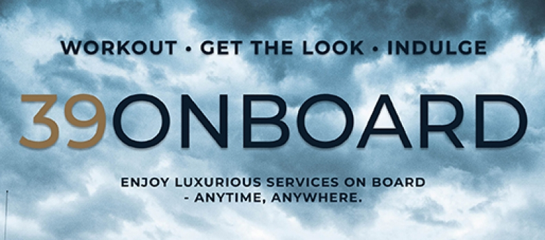 Luxury Onboard Services by 39 Monte Carlo