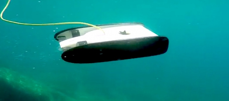 HOT FOR YACHTS – Underwater HD Drone