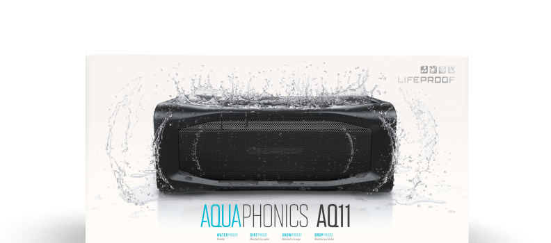 COOL FOR CREW – AQUAPHONICS SPEAKER