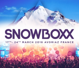 Destination Snowboxx 2018