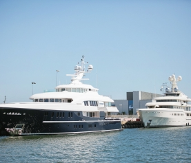 St. Pete Offers A New Destination For Superyacht Cruising In Florida