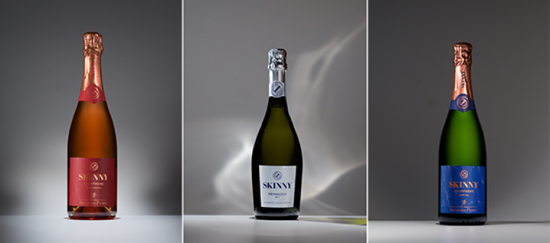 HOT FOR YACHTS – Skinny Champagne