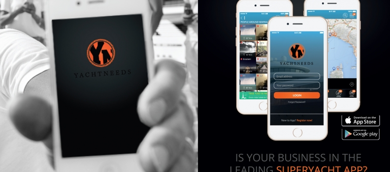 Meet the team behind YACHTNEEDS, the most popular superyacht app of 2016