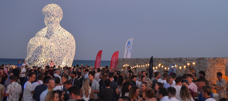 The Best Superyacht Crew Party of 2019
