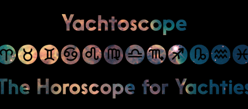 The Horoscope for Yachties in SEPTEMBER
